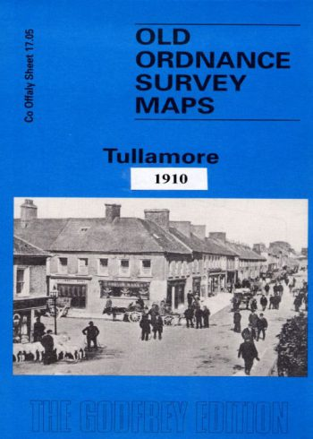 Tullamore Town Map 1910