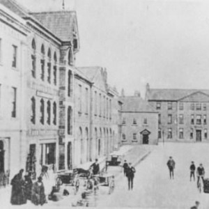 Charleville Sq. Tullamore. 1910