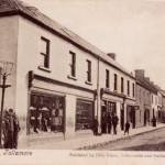 Church St. Tullamore - Gaslamp