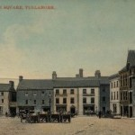 Charleville Sq from library