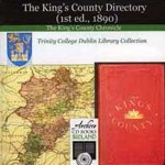 King's County Directory of 1890 on CD 1