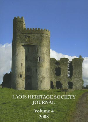 Laois Heritage Society Journal Volume 4