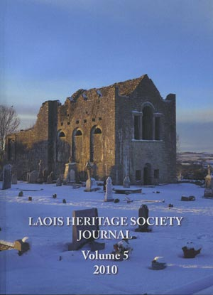 Laois Heritage Society Journal Volume 5
