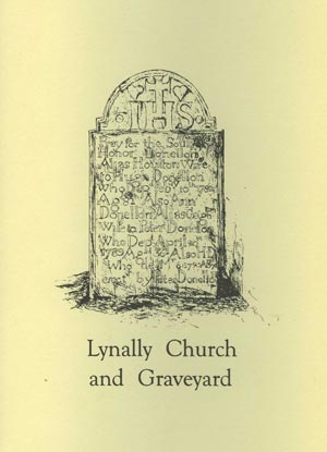 Lynally Church and Graveyard 1