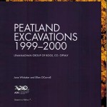 Peatland excavations 1999-2000 Lemanaghan group of bogs, Co