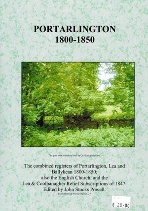 Portarlington 1800-1850