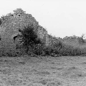 Ballyduff, Church Ruins