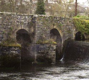 Belmont Bridge, Bellmount or Lisderg 1