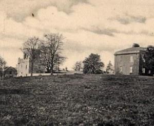 Tubberdaly Castle, Rhode 1