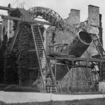 The Great Rosse Telescope, Birr Castle, Kings Co