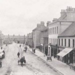 Barrack Street, 1916 demolished 1922 1