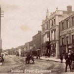 William street, Tullamore - 1900 1