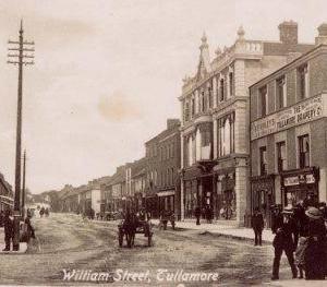 William street, Tullamore - 1900 1