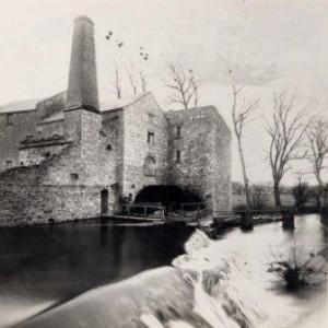 Mill wheel, Tullamore 1