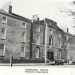 The Parochial House formerly the Grand Canal Hotel 1
