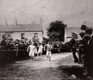 Sportsday at Killeigh, circa 1900 1