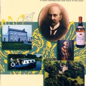 Tullamore, County Offaly birthplace of Tullamore Dew Irish whiskey and Irish Mist liqueur 1