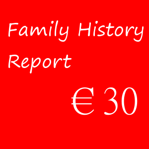 Family History Report €30