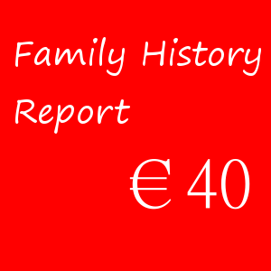 Family History Report €40