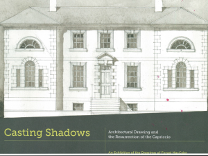 Casting Shadows By Fergal MacCabe