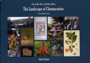 The Landscape Of Clonmacnoise By John Feehan