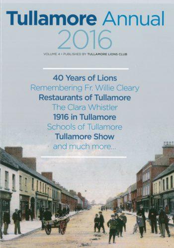 Tullamore Annual 2016