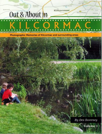 Out & About In Kilcormac Volume 1 – Des Sweeney
