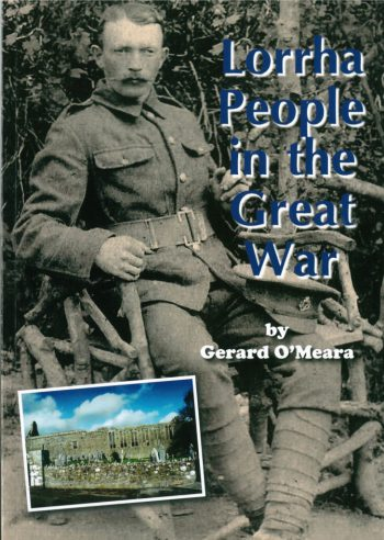 Lorrha People And The Great War – Gerard O Meara