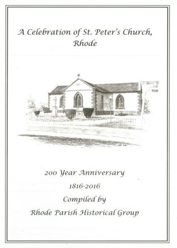 A Celebration Of St. Peter's Church, Rhode