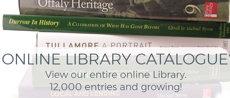 View our entire online Library. 12,000 entries and growing!