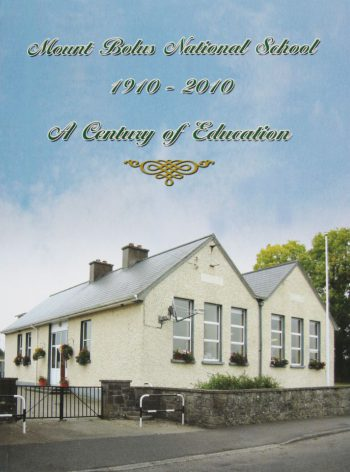 Mount Bolus National School 1910 – 2010 A Century Of Education