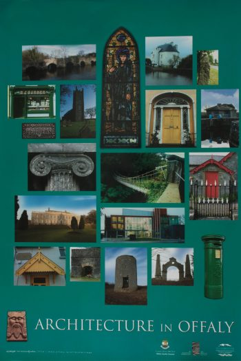 Poster – Offaly Architecture 23.5″ X 33″