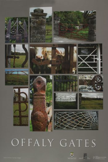 Poster – Offaly Gates 23.5″ X 33″