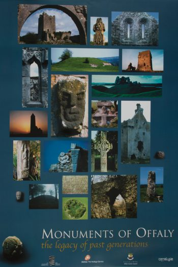 Poster – Offaly Monuments 23.5″ X 33″