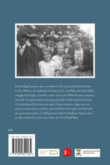 Edward Egan Book Backcover