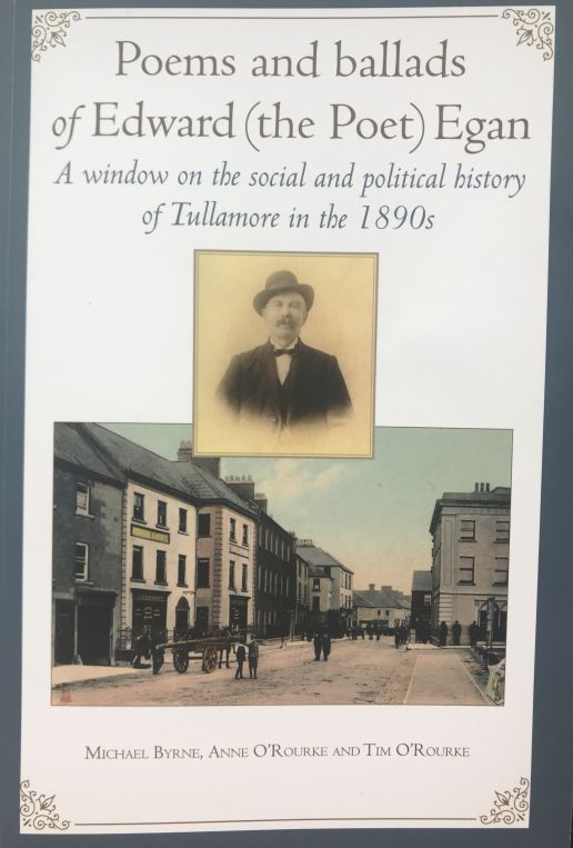 Edward Egan Book Front Cover