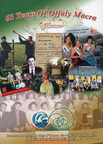 65 Years Of Offaly Macra – Mags O'Connor, Ger Maher & Brendan Ryan.