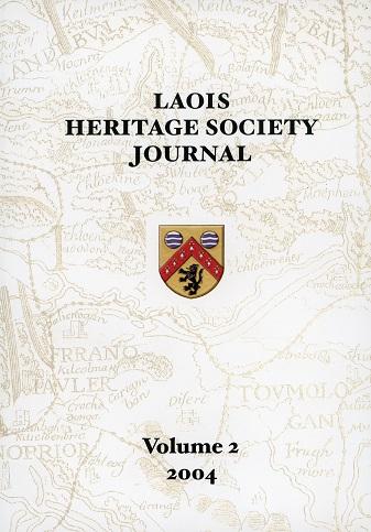 Laois Heritage Society Journal, Volume 2. 2004